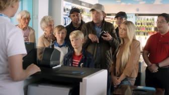 Telenor lanserar gruppköp för smartphones