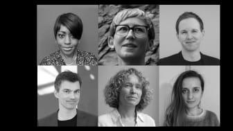 Michelle Tisdel, Jeremie McGowan,  Tominga O'Donell, Johan Börjesson, Sissel Lillebostad og Azra Halilovic.