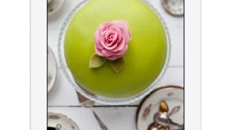 "Prinsesstårta - Goda och glutenfria tårtor i nya kokboksappen ""Cook & Bake Gluten Free"""