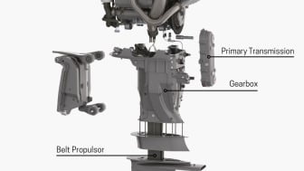 Get the full rundown of one of the reasons how the OXE Diesel revolutionizes the outboard industry through its modular design.