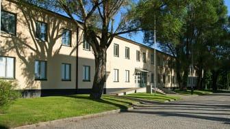 Filmarkivet vid Kungliga biblioteket (KB) i Grängesberg.