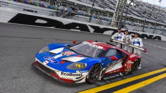 Ford GT Sebringben 2017