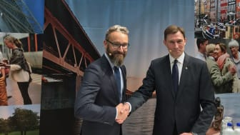 Avtal Öresundståg