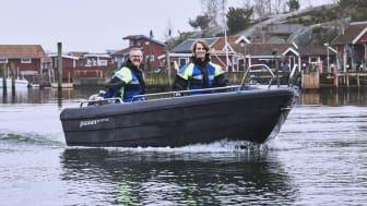 Europas första 3D-printade båt visas på Elmia Subcontractor i november!