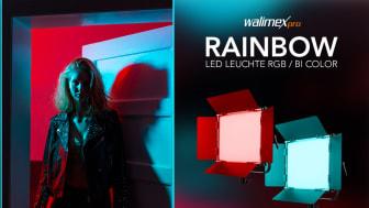 Walimex pro Rainbow RGBWW 50_100W 23034 23035 16 Banner