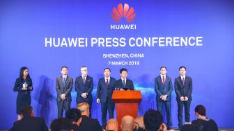 Presskonferens Huawei 2019-03-07