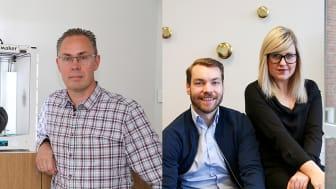 Bondtech, Trustcruit och Sellamigo är nominerade till Årets innovation i Jönköpings län 2018