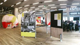 Arkitektursymposiet äger rum i Tate Moderns lokaler. Foto: Andrew Belfield