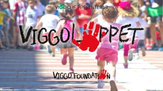 Den 9 oktober är Viggoloppet är tillbaka för barn och unga med funktionsvariationer