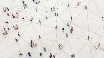 Ny rapport kartlägger Stockholmsregionens centrumbildningar