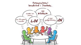 Stockholm arbetar med LOV, Lag om Valfrihetssystem. Det är ett regelverk som beskriver hur privata utförare kan bli leverantörer av välfärdstjänster. Foto: © [snyGGG] / Adobe Stock