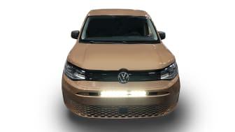 Abkati kan som en av de första leverantörerna på marknaden erbjuda ett färdigt ledrampskit till nya Volkswagen Caddy.