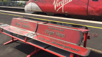 Roll up, roll up. Virgin Trains nameplates a bid hit with enthusiasts