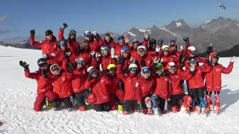 Danmarks alpine junior og U16 landshold