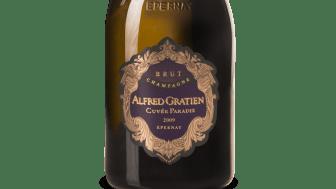 Alfred Gratien Cuvée Paradis har bytt årgång