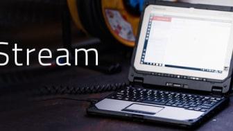 Toyota presenterar det nya serviceverktyget T-Stream i samarbete med Microsoft