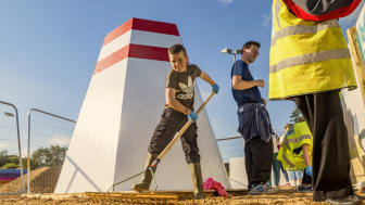 'Seas the day' and get to the urban beach this weekend