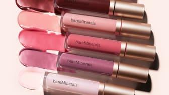 bareMinerals Mineralist Lip-Gloss Balm näyttää huulikiillolta mutta tuntuu huulivoiteelta
