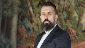New Patron Scroobius Pip (leading the BBC Lifeline Appeal for the BSA )
