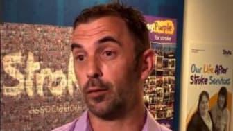 Stockport carer backs Stroke Association's FAST message
