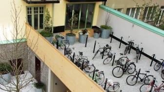 15/20 Innergård och cykelparkering