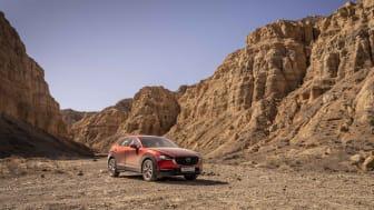 Mazda Epic Drive: CX-30 i Kasakhstan