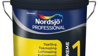 En ny xtremt bra takfärg från Nordsjö
