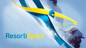 Resorb Sport inspirerar till vinterträning med Terese Alvén