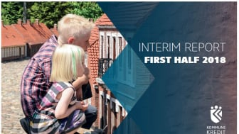 KommuneKredit announces Interim Report 2018