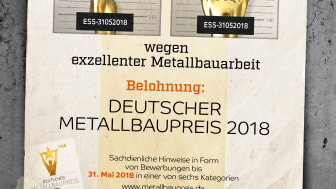 Startschuss: M&T sucht die besten Projekte im deutschen Metallhandwerk