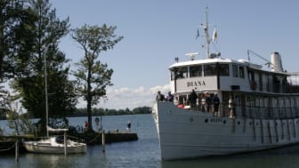 Sveriges bästa upplevelse levereras av Rederi Göta Kanal.