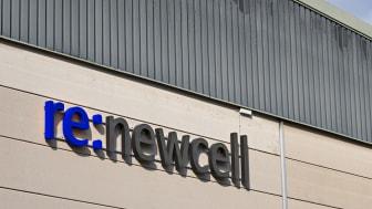 Re:newcell öppnade sin första fabrik 2017 i Kristinehamn, och planerar under de kommande åren investera stort i utökad kapacitet. Bildkälla: renewcell.com