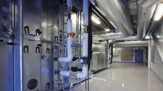 Ilmanvaihto- ja ilmastointijärjestelmien ja -laitteiden kuntotutkimusmenettely