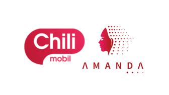 Chilimobil digitaliserar all SEM med Amanda AI