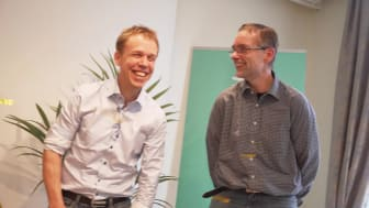 Invivopower vinnare av Innovationskraft