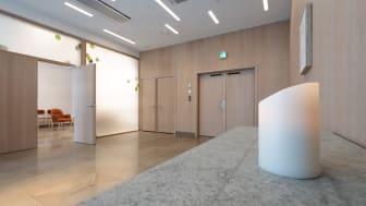 Rum för avsked, Södersjukhuset