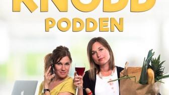 Jeanette Predin och Mikaela de Ville utgör varsin del av Knoddpodden.