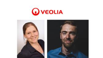 Verena Schubert links und Ralf Kott rechts