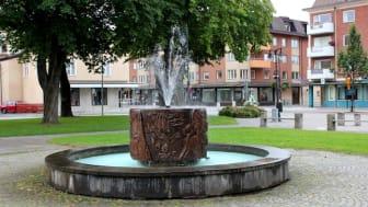 Brunnskaret i Flugparken. Foto: Hans Boström (lindebilder.se)