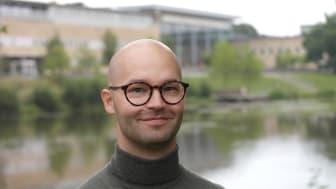 Anders hofverberg, doktorand på Institutionen för naturvetenskapernas och matematikens didaktik vid Umeå universitet.