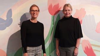 Hygiensjuksköterskorna Martina Ågren och Lena Sars har läst magisterprogrammet Smittskydd och vårdhygien på Högskolan i Skövde och i sitt examensarbete undersökte de hur personliga assistenter arbetar med hygienåtgärder utifrån smittrisker.