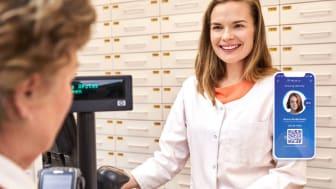 Kronans Apotek accepterar Freja eID för identifiering i 320 apotek