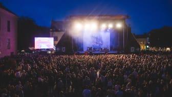 Linnea Henriksson var ett av dragplåstren på 2019 års stadsfest.