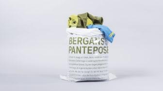 Bergans pantepose kan bestilles på bergans.com, hentes i flaggskipbutikken eller i selskapets tre outlets.