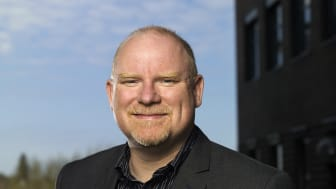 Etter 17 år i Telia Norge takker dekningssjef Tommy Skogheim Johansen nå for seg.