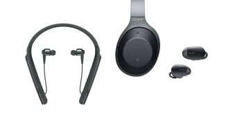 Truly wireless and behind-the-neck headphones join 1000X industry-leading noise cancelling family from Sony