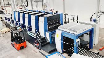 Large investment at Emballator – new printing press