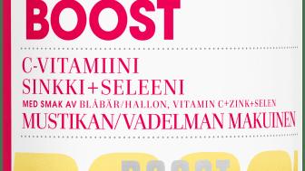 Vitamin Well BOOST 500 ml tuotekuva