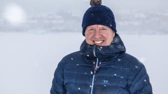 Lars Ekström, ny vd för Peak Innovation