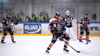 Marcus Paulsson, Mörrum, utsedd till ligans med värdefulla spelare och bäste forward. FOTO: Martin Eriksson